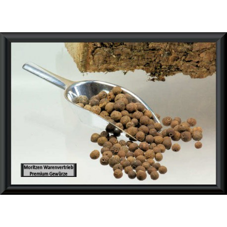 Piment Gewürzkörner, ganz, 1 Kg