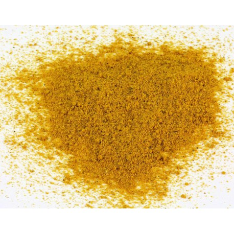 Curry JAVA - ohne Salz, 1 Kg