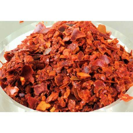 Chilis, Chillies crushed HOT & SPICY 1-3 mm