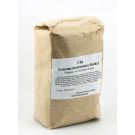 Bratensauce dunkel GOURMET, 1 kg