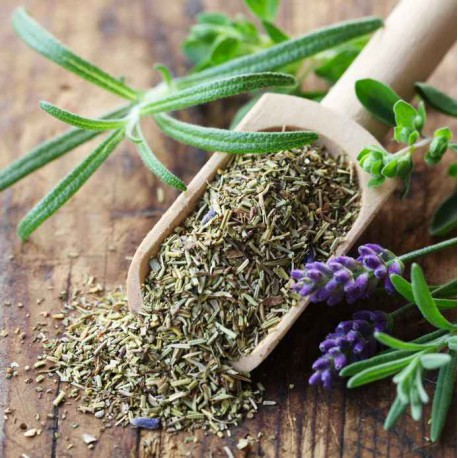 Kräuter der Provence / Herbes de Provence, 1 Kg