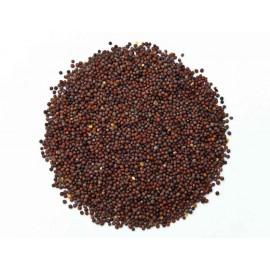 Les graines de moutarde brune, ensemble, 1 kg