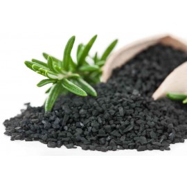 Hawaiianisches Black Lava Salz 1 Kg