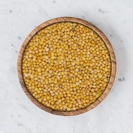 Moutarde jaune, entier, 1 kg